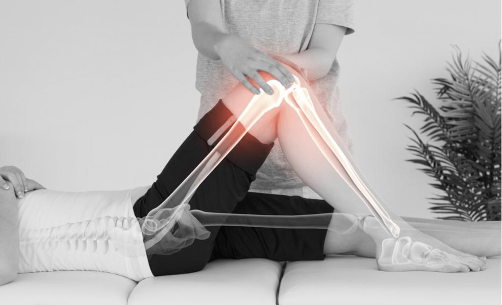 Osteoarthritis knee image