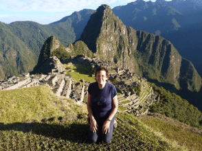 From House Bound To Machu Picchu